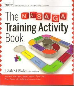 NASAGA Training Activity Book picture
